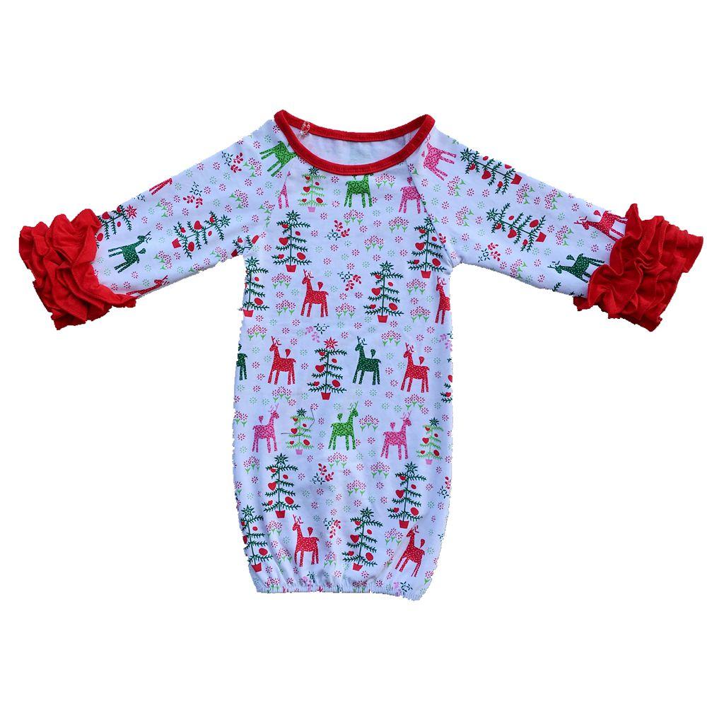 baby girl pajamas ZD-BG021(3)