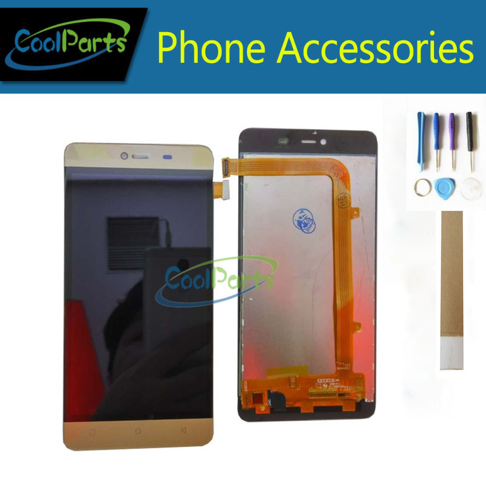 1PC/Lot For Blu Energy X2 E050U For Highscreen Power Rage LCD Display+Touch Screen Digitizer Assembly 3 Color  With Tape&Tool1PC/Lot For Blu Energy X2 E050U For Highscreen Power Rage LCD Display+Touch Screen Digitizer Assembly 3 Color  With Tape&Tool