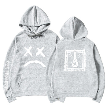 Lil Peep Hoodies Love lil.peep men Sweatshirts Hooded Pullover sweatershirts male/Women sudaderas cry baby hood hoddie S-XXXL 1