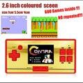 Fcpocket классический 8 бит игровое портативной консоли, Строить-в 472 игр, 128 в 1 патрон игры, 2nd соперник контроллера оптовая продажа