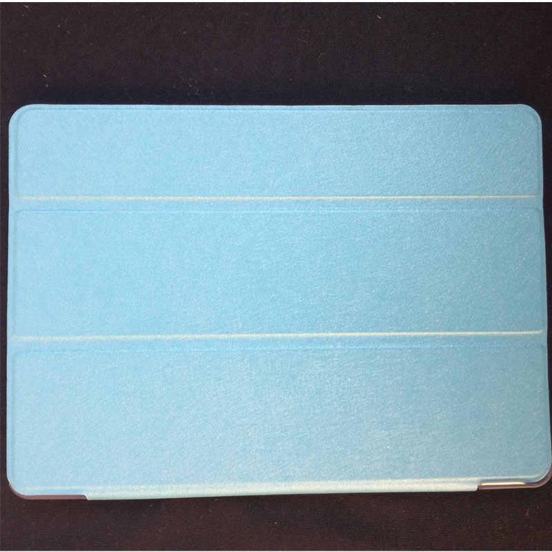 Alta calidad Ultra delgada 3 veces Folio PU Funda de cuero para Onda V10 4G/3G llamada teléfono 10,1 pulgadas tablet pc