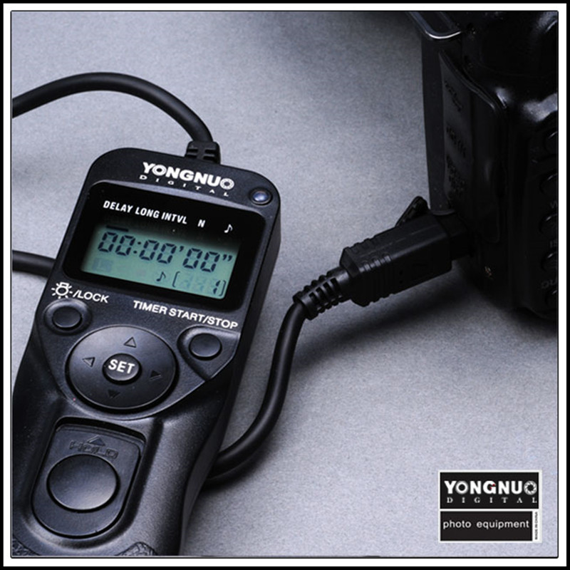 Yongnuo MC 36R cordon sans fil pour Nikon pour CANON 7D, 50D, 40D, 30D, 5D, 20D, 10D, 5D Mark II, 1 DMark IV, EOS 3, D2000-in Déclencheur from Electronique    3