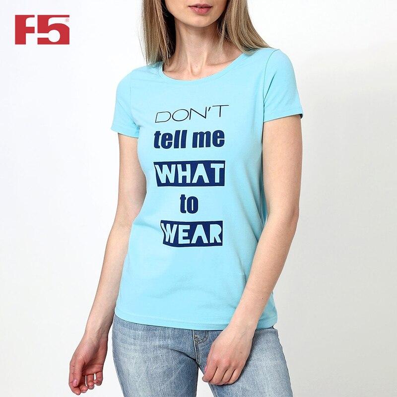 Female T-shirt F5  180030 female t shirt f5 180034