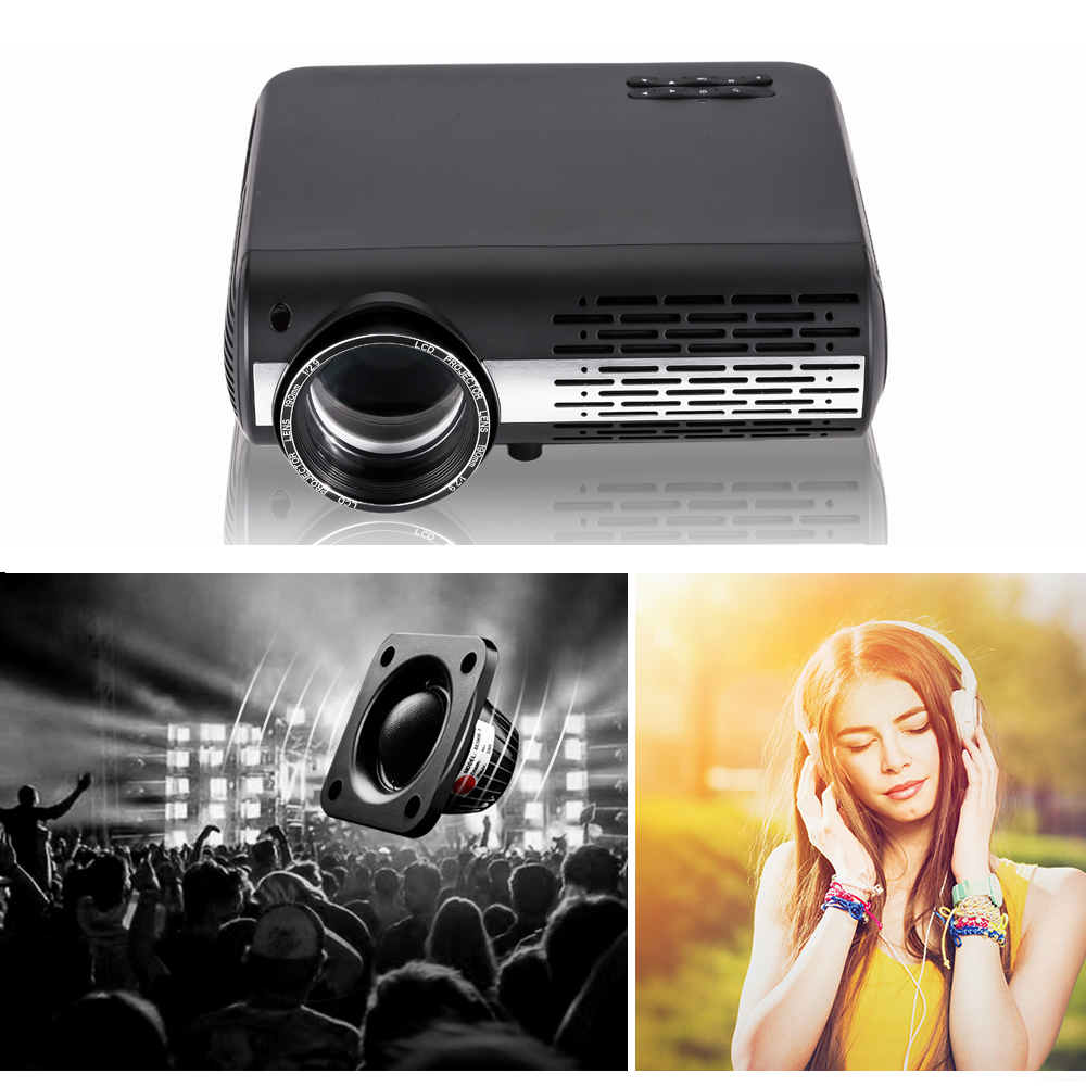 Vivicine M2 HD Home Projector (15)