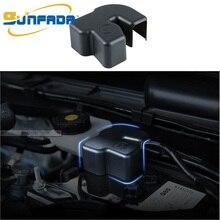 SUNFADA огнестойкие ABS батареи отрицательный защитный/Пылезащитный колпак/крышка для MAZDA 3 6 CX-4 CX-5 AXELA ATENZA