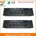 Frete grátis 2 / lot YX-1329 em linha Led Pixel controlador DMX programa para luz de discoteca