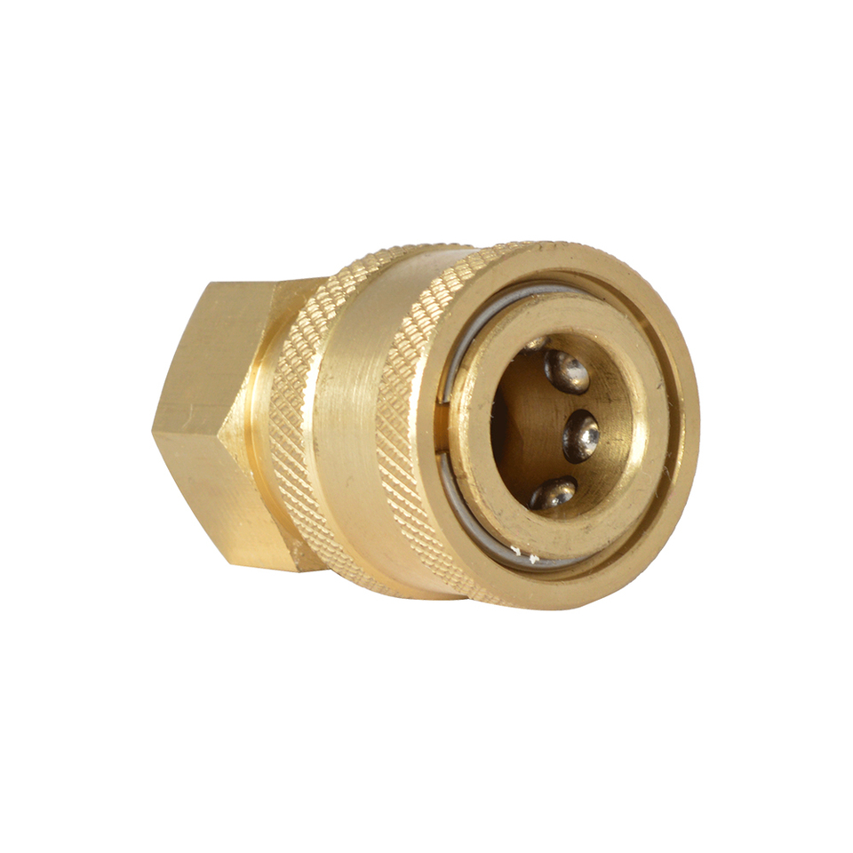 G1//4 Male Quick Release Connector Coupler Fitting for High Pressure Washer 1.5mm