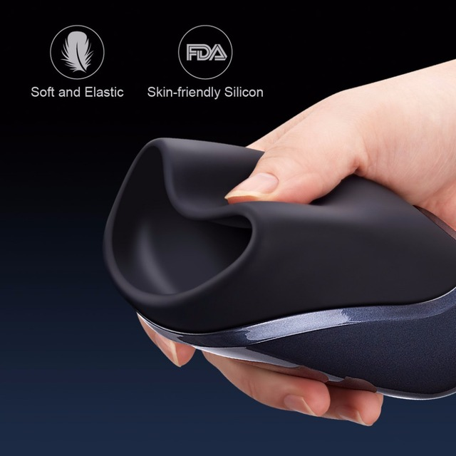 aipapii male masturbator pocket pussy soft material
