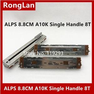 Image 2 - [BELLA] Японские Альпы 8,8 см 88 мм миксеры потенциометры A10K с одной ручкой 8T 8MMT 10 шт./лот