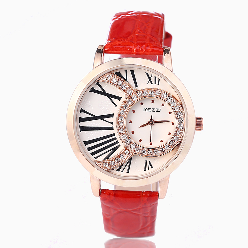 New Arrival Crystal Stone Multi Layer Winding PU Strap Quartz Watch Inlaid Rhinestone Ladies Dress Clock Bracelet Watches Reloj от Aliexpress INT
