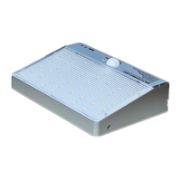 48 LED Solar Bright PIR Human Body Motion Sensor Lighting Home Security Outdoor Light 600LM Lamp