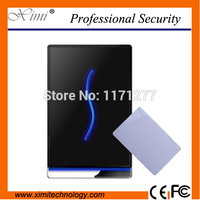 Free Shipping Biometric Card Access Control 125khz Time Attendance And Access Control SCR100 With 10pcs RFID