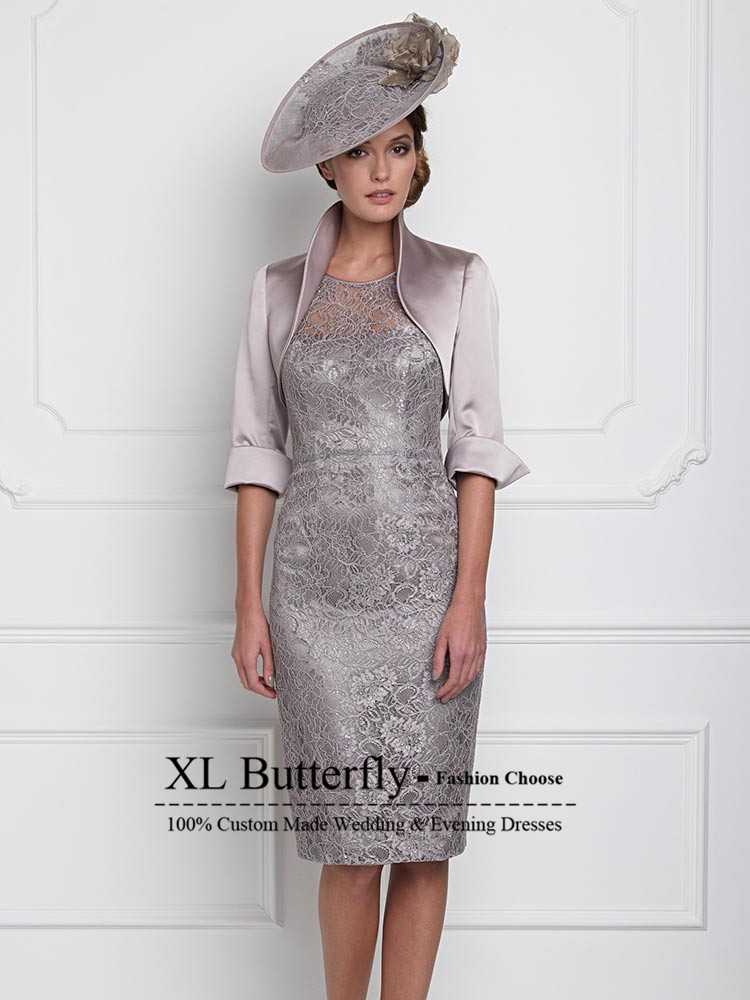 Mother Of The Bride Outfits Silver Grey - Wedding Dress Ideas