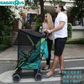 2016 Baby Stroller Universal Sunshade UV BB Shading Cloth Baby Cart Multifunctional Sunshade Awning Accessories