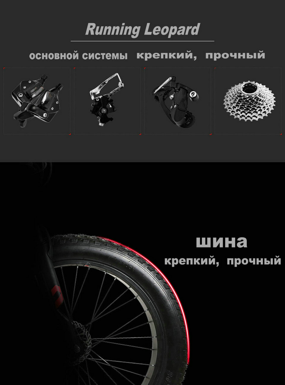 HTB1TjFcchSYBuNjSsphq6zGvVXaL Fat Bike Speed Change Cross-country Mountain Bike, 4.0 Super Wide Tires, Snow Sand Bicycle, Male And Female Student Bicycle