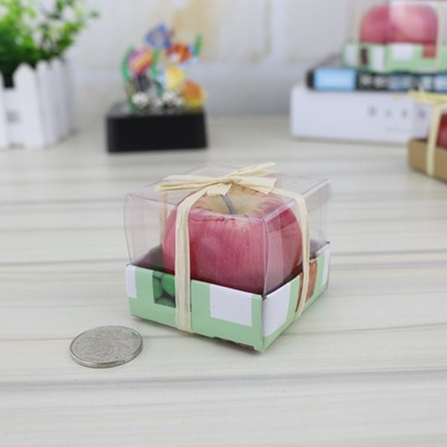 Apple Fruit Scented Candle