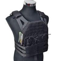 JPC Tactical Vest Quick Reaction Ontological Vest 1000D Molle Chest Rig Protective Plate Carrier JPC Military
