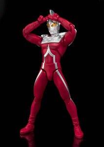 Image 2 - ญี่ปุ่น Anime Original Bandai Tamashii Nations Ultra   Act UltraMan Action Figure   7 2.0