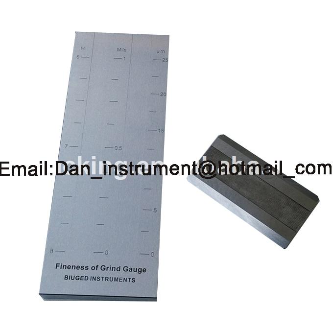 Bgd242/1 0 25um 1.25um Division значение Нержавеющаясталь двойной паз тонкость Измельчить датчик