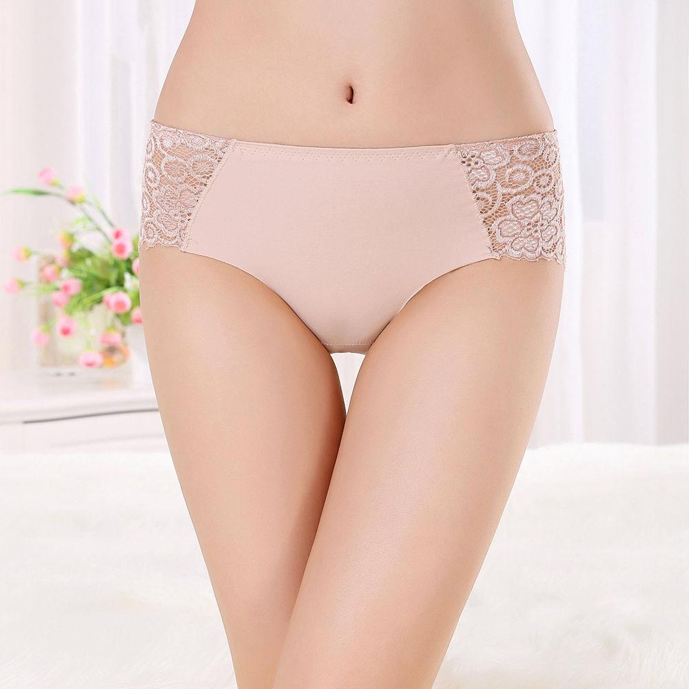 panties Hot sexy girl pink