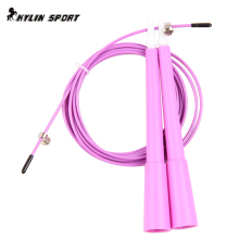 speed jump rope skipping tricks free shipping fitness professional racing game speed steel wire rope hot sale free shipping цена и фото