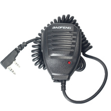 Baofeng Walkie TalkieTwo Way radio Handheld Microphone Speaker MIC for UV-5R Pofung UV 5R UV-B5 UV-B6 BF-888S BF-666S GT-3