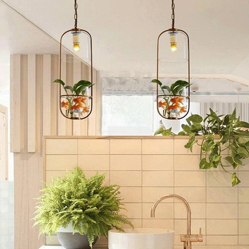 Acquista all'ingrosso online lampadario in vetro moderno da ...