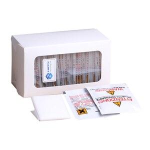 Image 2 - Livraison gratuite 40 pièces/boîte IPA FTTH Fiber alcool essuyer papier fibre connecteur papier de nettoyage pour connecteur de cavalier à fibre optique