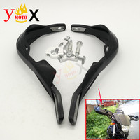 Motorcycle 22CM 7/8 Handguards Hand Guards Falling Protectors For SUZUKI Off Road DS 80 100 125 185 RS175 RS250 TC 125 200 250