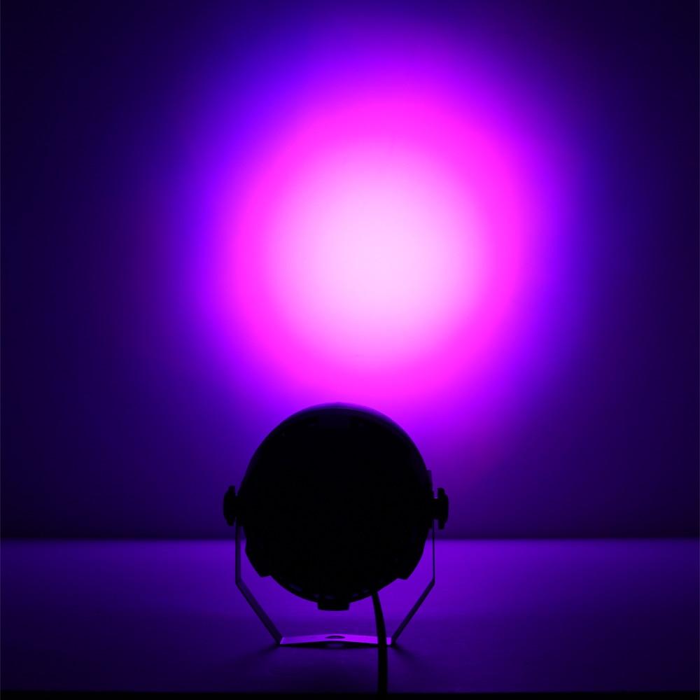 Купить с кэшбэком 36W 12 LEDs mini par light DMX stage parcan RGBW Mini wash  Disco UV LED Bar Wall Washer  KTV Party Light