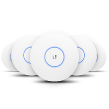 Ubiquiti UAP-AC-LR (5 Pieces in One Packing) UAP-AC-LR-5 Without POE adapters UniFi Enterprise Wi-Fi AP Wireless Access Point