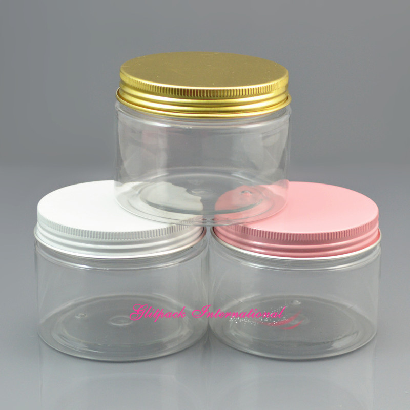 30pcs/lot 5 Fl Oz Clear Diy Cosmetic Containers 150g