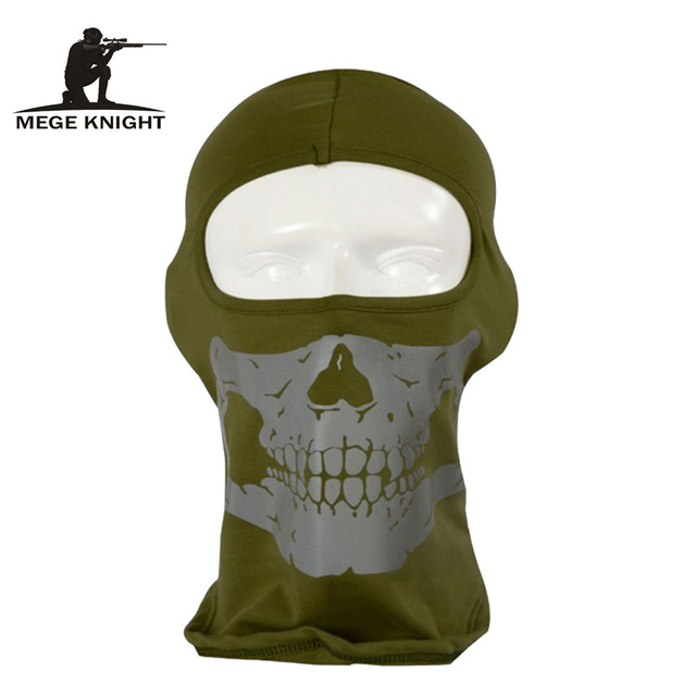 Novelty equipment for Cycling protection, Unisex Windproof Full Face Mask,  Neck Guard Masks, Ninja Headgear Hat, CS Protection