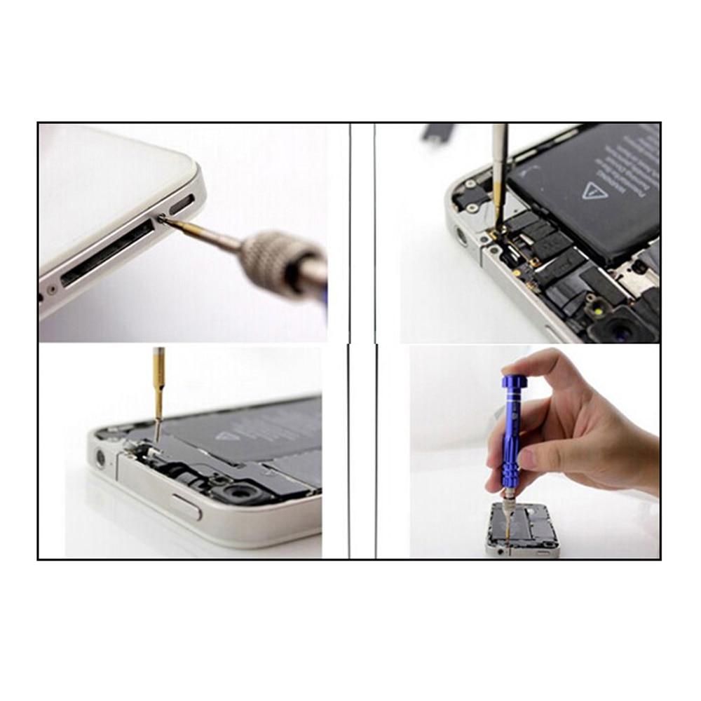 Image 2 - 18 PCS Pry Opening Screen Repair Tool Screwdriver Mobile Tools Repair Kit For Iphone Repair Tool Kit For Samsung S6 Edge S7 Edge-in Phone Repair Tool Sets from Cellphones & Telecommunications