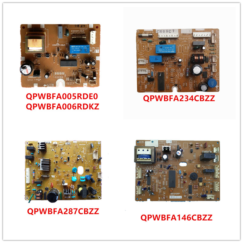 QPWBFA234CBZZ/QPWBFA287CBZZ/QPWBFA146CBZZ/QPWBFA005RDE0 QPWBFA006RDKZ Good Working Tested