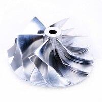 Kinugawa Billet Turbo Compressor Wheel 47.28/74.99mm 6+6 for Garrett T04E 442293 0006 Trim 40|compressor tire|compressor head|wheels 700c -