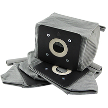 1pcs Practical Vacuum Cleaner Bag 11x10cm Non Woven Bags Hepa Filter Dust Bags Cleaner Bags For Cleaner Clean Accessories