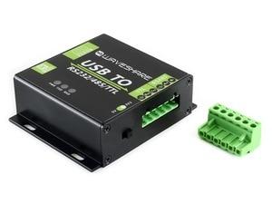 Image 2 - FT232RL RS232/RS485/TTL UART moduł komunikacyjny szeregowy dwukierunkowy przemysłowy z izolacją