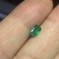 High quality princess cut emerald loose stone natural emerald gemstone natural emerald loose gemstone