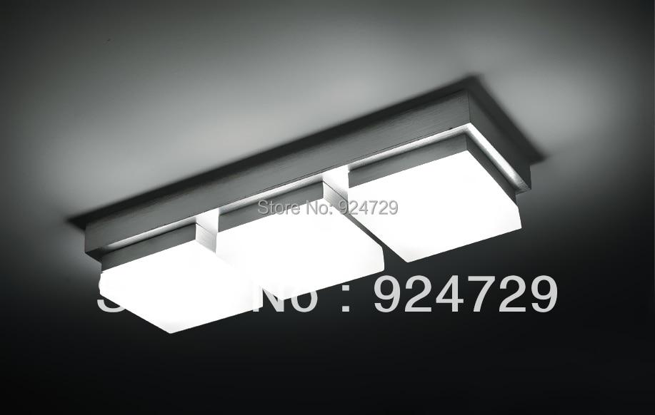 buy elegant u002615w modern ceiling lights square shape living room ceiling lighting modern lamps for home modern from reliable lamp plant