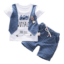 Baby-Boys-Clothing-Set-Summer-Boys-Cotton-Plaid-Bow-Tie-T-shirts-And-Shorts-2Pcs-Suit.jpg_640x640