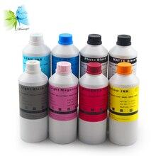 1000ml/bottle 8 Colors Sublimation Ink Compatible For Epson 4000 7600 9600 Printer