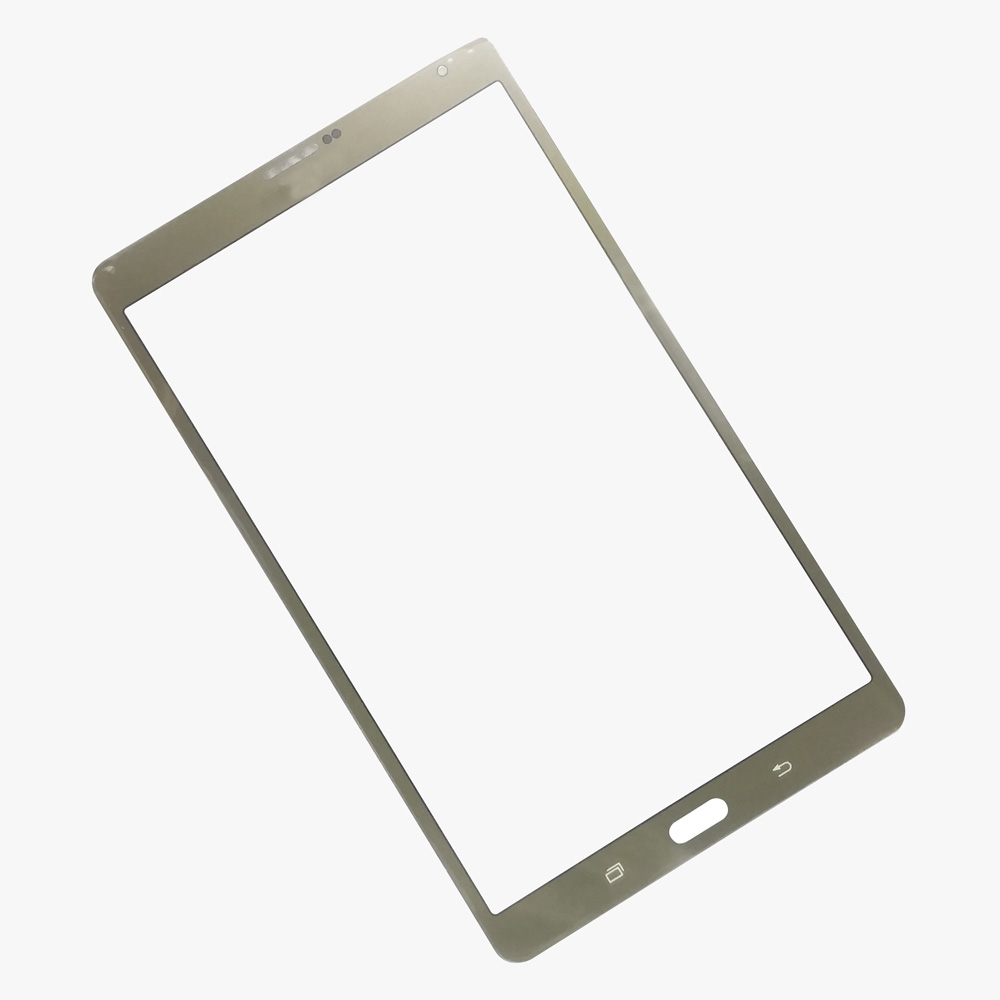 Front Touch Screen Outer Glass Lens Replacement Parts For Samsung Galaxy Tab S 8 4 LTE