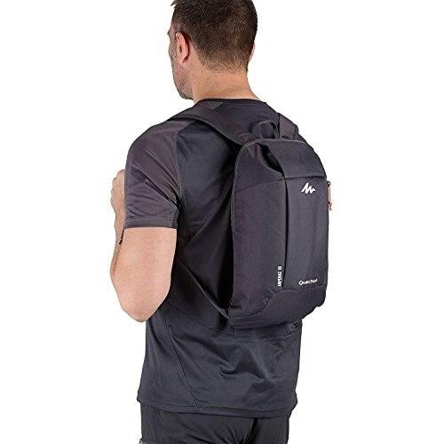29ad83463 X deportivas Decathlon QUECHUA niños adultos mochila mochila exterior  pequeño Mini Bookbags10L envío gratis en Bolsas de escalada de Deportes y  ocio en ...