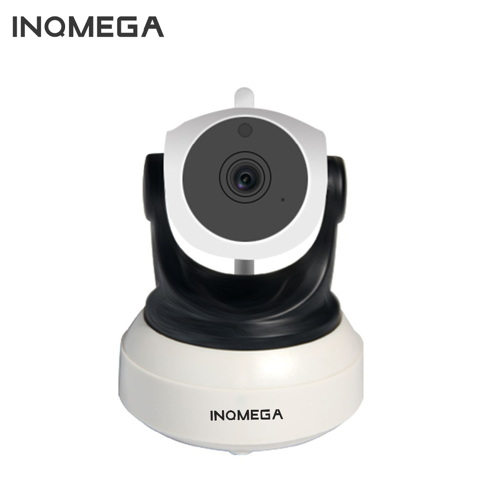 INQMEGA HD IP Camera Wireless Wifi Wi-fi Video 720P Home Surveillance Night Security Camera CCTV Network Indoor Baby Monitor home security escam qf007 wireless hd ip camera wifi video surveillance camera wi fi 720p baby monitor network camera