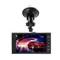 4.0 Inç Full HD Araba DVR Kaydedici LCD IPS Çift Lens gece Görüş Oto Dikiz Kamera 170 Derece Dijital Video Kamera