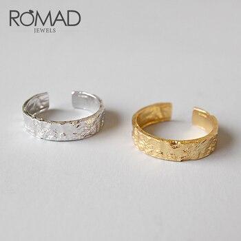 e9a84ffd5f7b ROMAD 925 anillo de plata