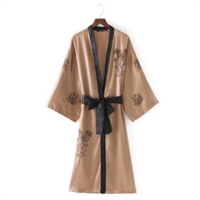 Chaquetas kimono 2018