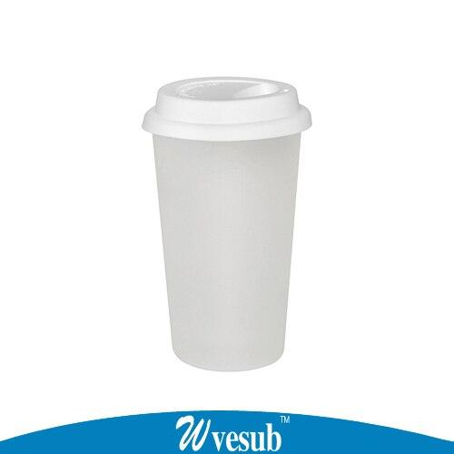 12pc Popluar Glass Mug 12oz Water Cup Coffee/Milk/Tea Cup