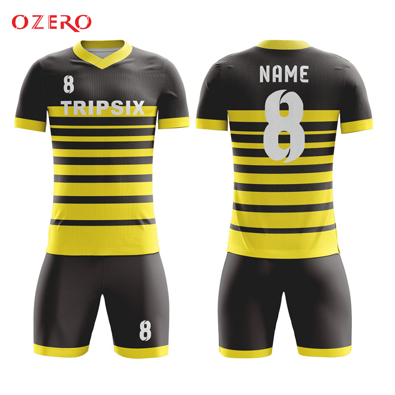 the best attitude 5e48d 05fd6 US $140.0 |custom yellow soccer jersey,sublimation colorful men soccer  shirt, men sportswear wholesale-in Soccer Jerseys from Sports &  Entertainment ...